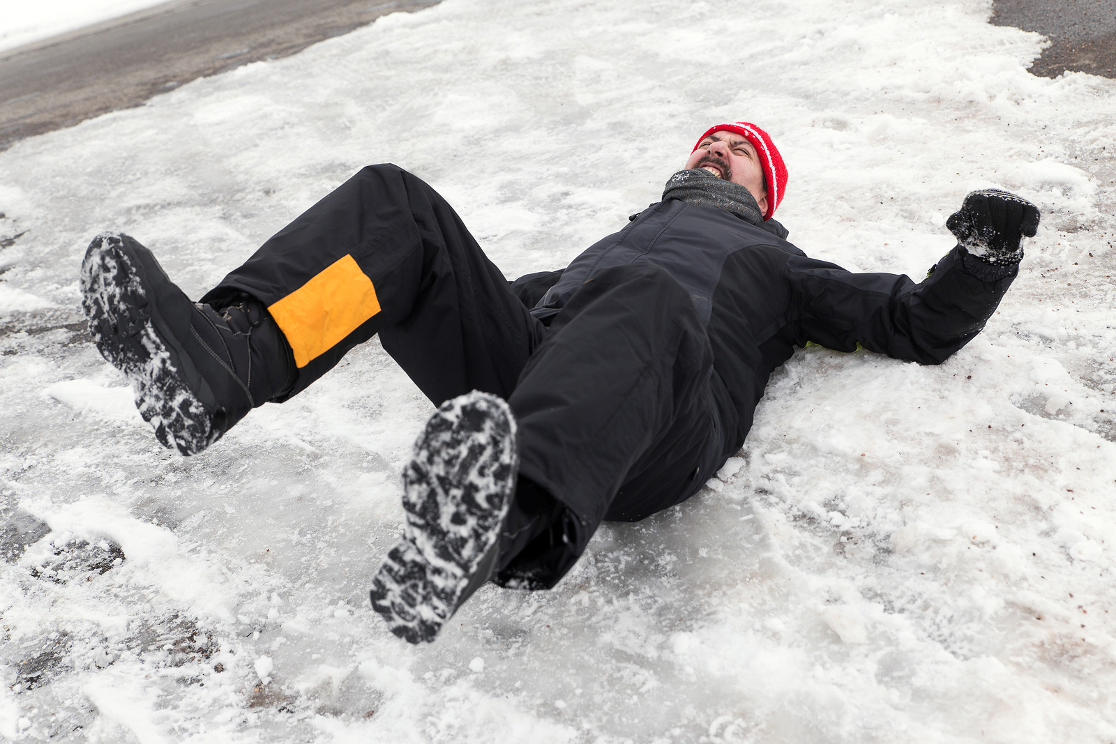 Prepare for Ice and Snow With These Slip & Fall Basics for Charleston, WV