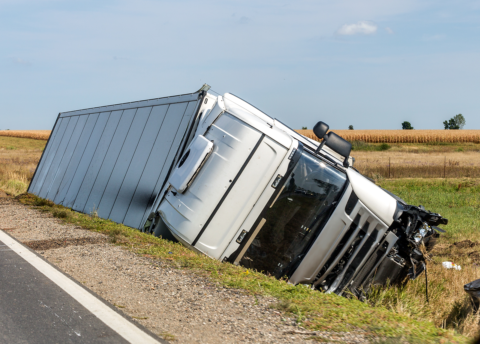 Why You Need A Commercial Truck Accident Lawyer For A Charleston Wreck