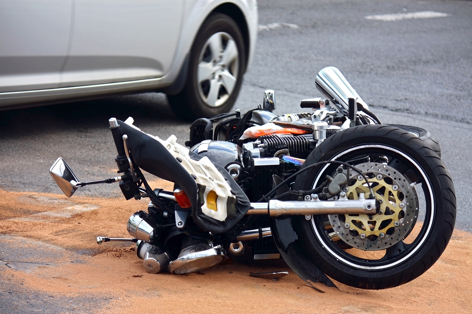 Why Do I Need a Charleston, WV Motorcycle Accident Attorney?