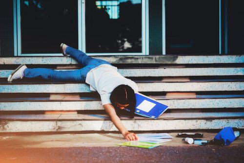 bigstock-Asian-Young-Woman-Falling-From-261072586