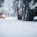 Winter Weather Means More Caution Is Required To Avoid Accidents