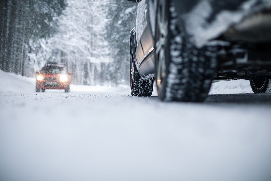 Winter Weather Means More Caution Is Required To Avoid Auto Accidents