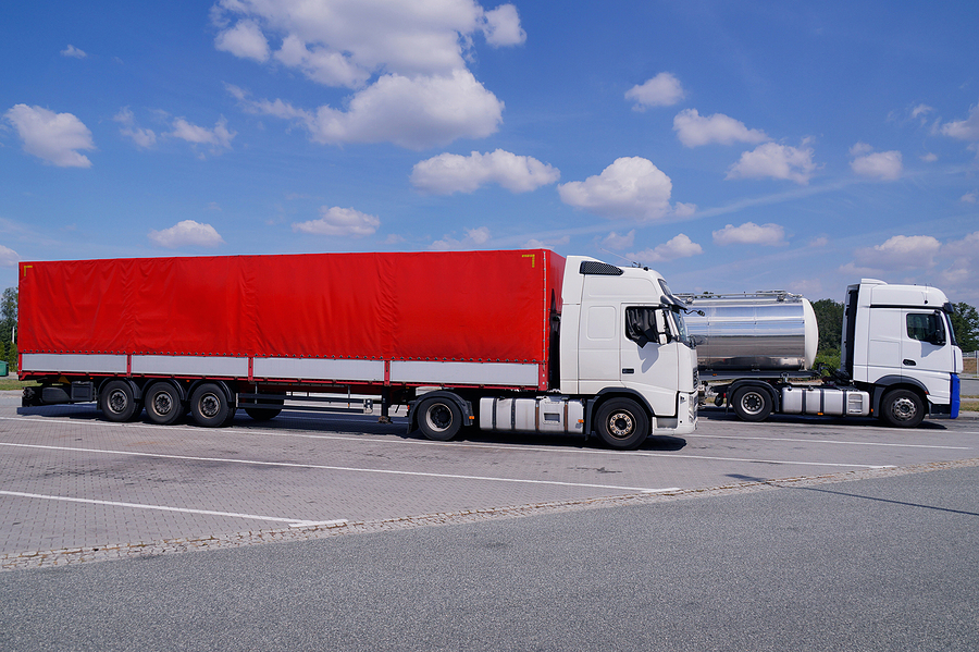 Common Causes of Commercial Truck Accidents in Charleston, WV