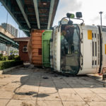 Can I Sue Trucker for Jackknife or Rollover Accident?